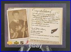 2005-06 Beehive Signature Scrapbook #SS-AO Alexander Ovechkin