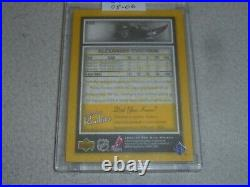 2005-06 Hockey Card Rookie Alexander Ovechkin Rc Beehive Rookies Yellow 102 NHL