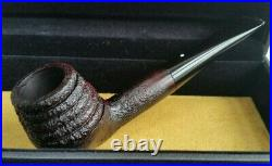 2019 New Unsmoked Dunhill Shell Briar Beehive Billiard Pipe Group 3 Pipa Pfeife