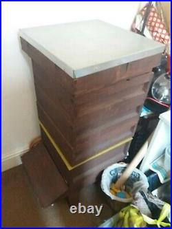 2x National Bee Hives