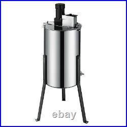 3/6 Frame Electric Honey Extractor Stainless Steel Beehive Drum Bee Equipment