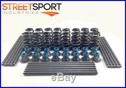 560 Lift Beehive Valve Springs with Seals for 02 19 Chevrolet Gen II III IV LS