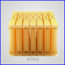 7Pcs Auto Honey Beekeeping Beehive Frames Bee Comb Hive Frames For Beehive Box