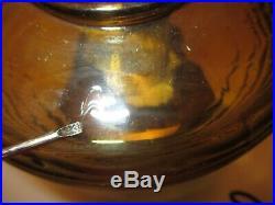Aladdin Oil Lampamber Beehive