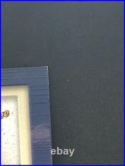 Alexander Ovechkin Rookie Autograph 5x7 2005-06 Beehive Hockey RARE RC Auto