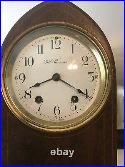 Antique Seth Thomas Lancet Beehive Mantle Clock 11.5