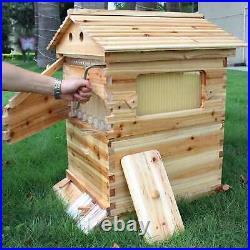 Auto Honey Flow Hive 7 Flow Frame Beehive