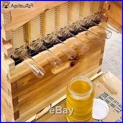 Automatic Self-flowing Honey Beehive