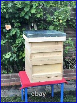 BS National Beehive, Fully ASSEMBLED, GRADE ONE, Anatolian Cedar, Quick delivery