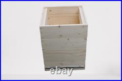 BS National Beehive Unassembled
