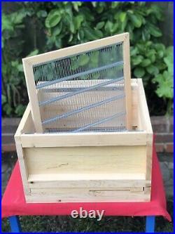 BS National Beehive, WHITE PINE, 30 Frames&30 foundation& hive tool FULLSET