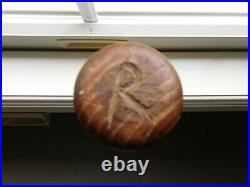 B & B Beehive #13 Decal Baseball Bat 1915 to 1925 Not Cracked, Strong Decal, 35