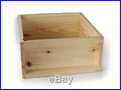 B. S. National Beehive flat packed
