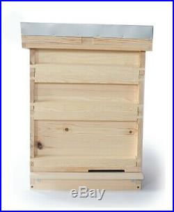 B. S. National Beehive flat packed Lime tree