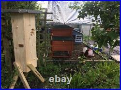 Bee hive For Natural Beekeeping. Compleat beehive kit GARDENERS BEEHIVE KIT