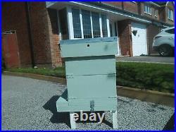 Bee hivebuilt to national spec