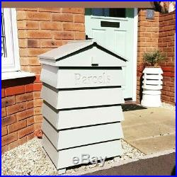 Beehive Parcels/post box Handmade To Order
