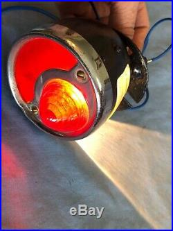 Beehive Vintage Tail Stop Lights Dodge Brothers Plymouth Desoto Hot Rat Rod