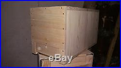Beekeeping Equipment National Slovenian AZ beehive NUC 7-frames