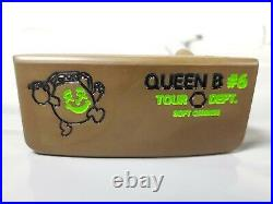 Bettinardi Tour Issue QB6 Queen Bee 6 T hive putter Kool-Aid Tour Dept