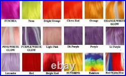 Big BEEHIVE Hair Drag Queen 60s HAIRSPRAY WIG LaceFront Costume Blond ALL COLORS