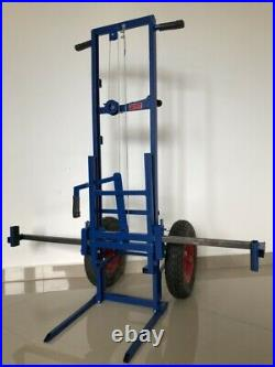 Cart for beehives Apilift. Beehive Lifter. BEE KEEPING TOOL