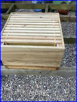 Cedar National Standard Bee Hive With Frames