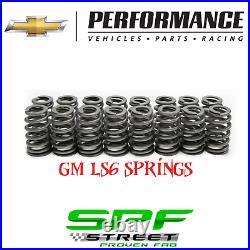 Chevrolet Performance GM LS. 550 Lift LS6 Beehive Valve Spring Set LS1 LS2 LS3