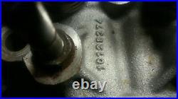 Chevy 350 LT1 V8 CORVETTE ALUMINIUM CYLINDER HEADS 10128374 Beehive springs 53cc
