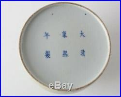 Chinese green peach bloom style glazed Beehive form Water Pot Taibai Zun, Kangxi