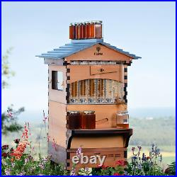Elegant beehive Flow Hive 2 Cedar 6 Frame