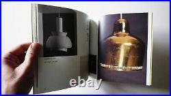 Golden Bell + Beehive Lighting by Aino Alvar AALTO Scandinavian Modernist Design