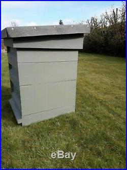 Handmade National Beehive