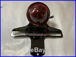 Harley 5051-34 VL RL Knucklehead 1934-38 Bee Hive Tail Lamp Dual Filament 6V