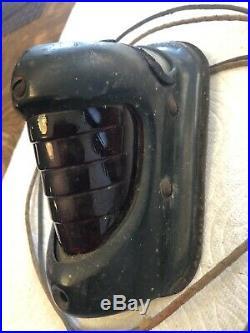 Harley Davidson Bee Hive Boat Tail Knucklehead Flathead Light 1939 1946