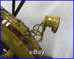 Harley JD Single Bobber 1923-27 Spring Type Bee Hive Tail Lamp Light