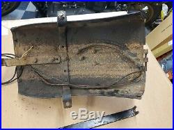 Harley Knucklehead Flathead 45 ULH beehive taillight with fender tail oem el fl