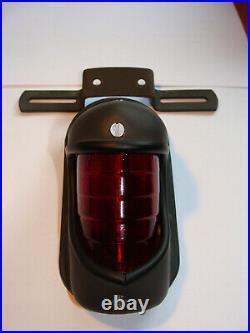 Harley knucklehead el fl 74 61 ul wl 45 flathead tail light beehive 1941 1946