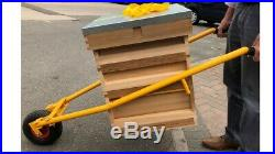 Hive Barrow, Transporter, Moving National Hives only Bee Hive FREE P&P