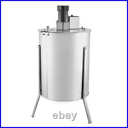 Honey Extractor Manual/electrical 2/3/4frames Mental Large Frame Beehive Tank