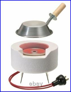 JEC UltraLite Beehive Kiln 120V Metal Clay, Enamel, Granulation, Keumboo, Anneal
