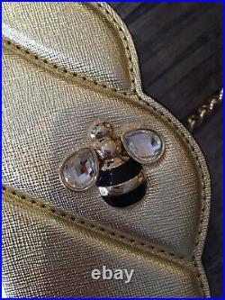 Kate Spade Down The Rabbit HoleBeehive Honey Bee Bag