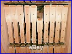 Langstroth Slovenian AZ beehive 20+10-frames, 2 story + 1 story with 2/3 frames