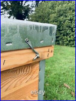 Layens Beehive Complete Assembled Inc 14 Frames Natural Beekeeping Eco Bee Hive
