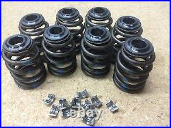 MITSUBISHI STARION CONQUEST G54B 4G54 2.6 BEEHIVE VALVE SPRINGS With CHROMOLY TOPS