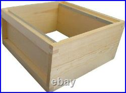 National BeeHive Complete Bee Hive Kit Made in the UK