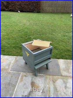 National Bee Hive, No Frames& Foundation. Bees Also Available