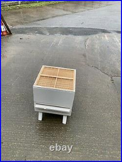 National Bee Hive, With Frames Foundation. Please Read Description For Bee Nucs