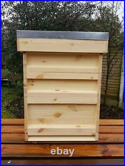 National Beehive Assembled Made in UK