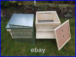 National Beehive Assembled apex roof- Made in UK